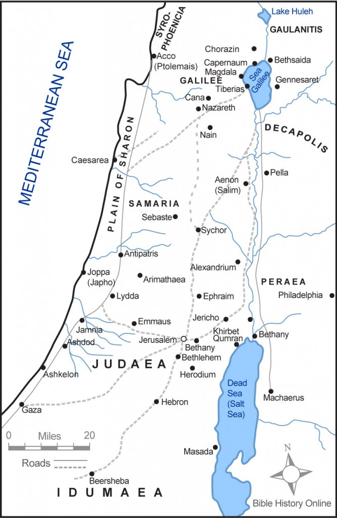 Jerusalem Judea Samaria And The Ends Of The Earth Map.A Promise A Mission And A Call Justin B Fung