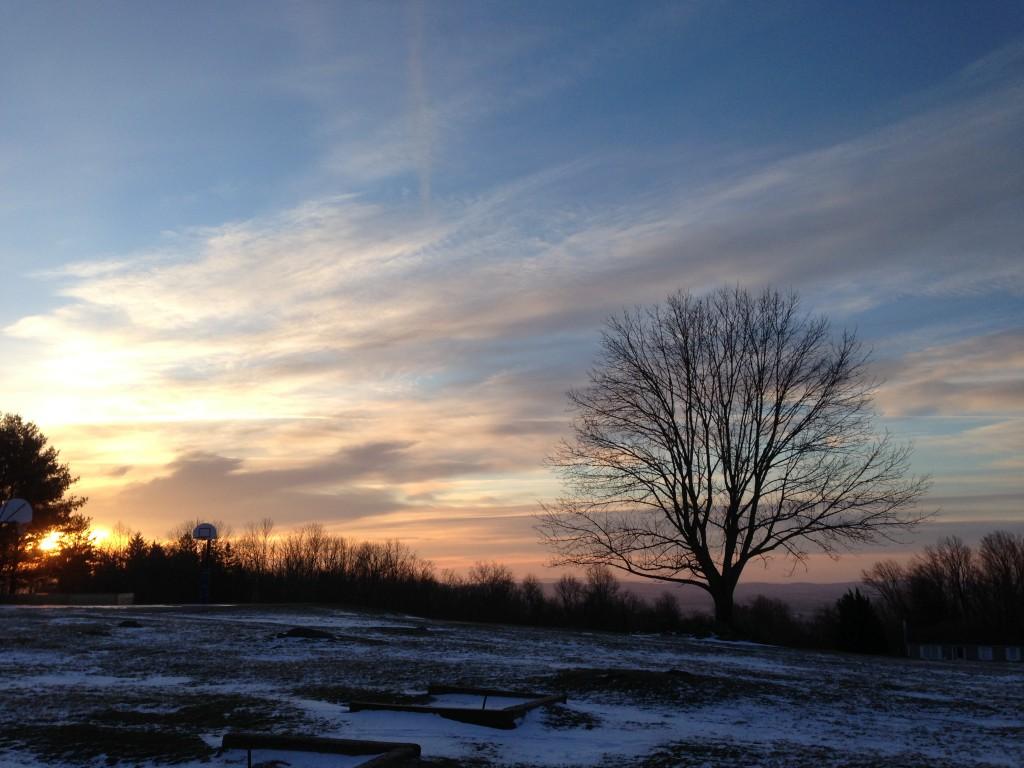 Skycroft Sunrise