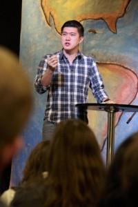 Preaching J
