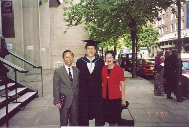 Graduation from UCL