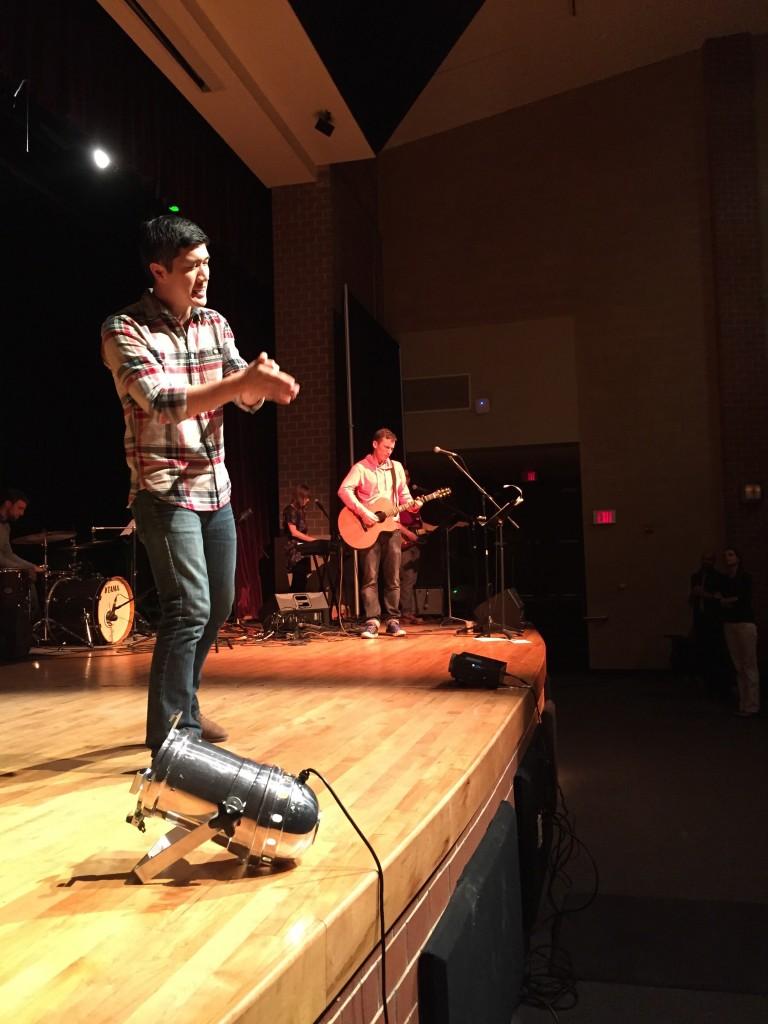 Preaching, Nov 23, 2014
