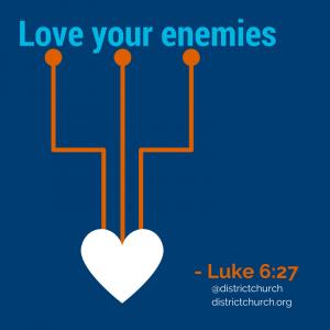 TDC Love Your Enemies