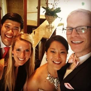 John & Bethany's wedding